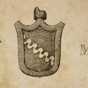 Lo stemma del doge Marcello Nicolò