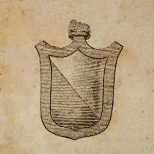 Lo stemma del doge Giovanni Soranzo