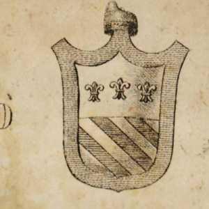 Lo stemma del doge Nicolò Tron