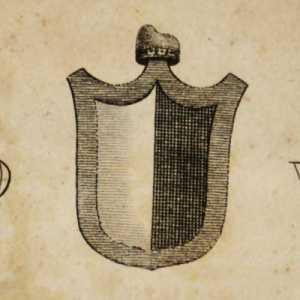 Lo stemma del doge Antonio Venier