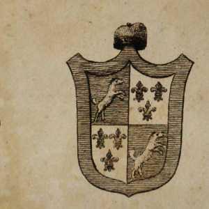 Lo stemma del doge Ziani Pietro