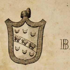 Lo stemma del doge Marco Barbarigo