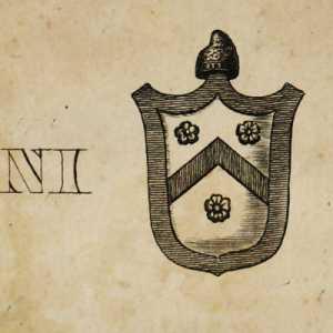 Lo stemma del doge Giovanni Bembo