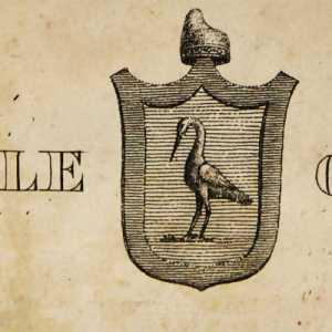 Lo stemma del doge Pasquale Cicogna