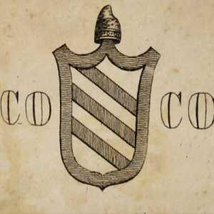 Lo stemma del doge Francesco Contarini