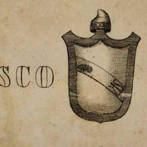 Lo stemma del doge Francesco Erizzo