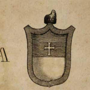 Lo stemma del doge Andrea Gritti