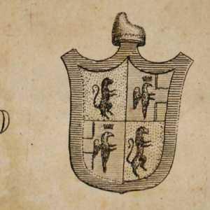 Lo stemma del doge Ludovico Manin