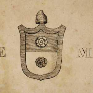 Lo stemma del doge Alvise Mocenigo II