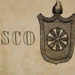 Lo stemma del doge Francesco Molin