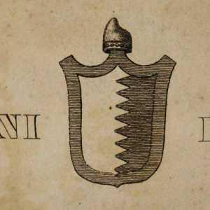Lo stemma del doge Giovanni Pesaro