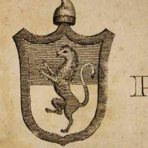 Lo stemma del doge Alvise Pisani