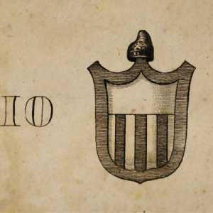 Lo stemma del doge Antonio Priuli