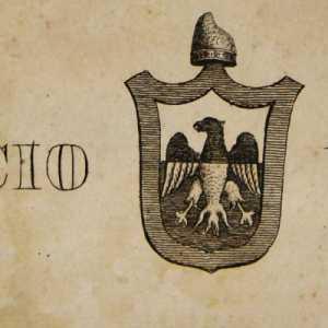 Lo stemma del doge Bertuccio Valier