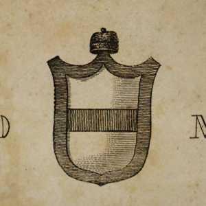 Lo stemma del doge Domenico Morosini.