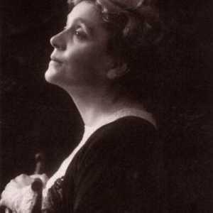 "Mario Nunes Vais (1856-1932), ""Eleonora Duse"" verso il 1910."