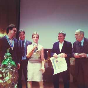 Premiazione Veneziano dell'Anno 2015 – Dopo il conferimento