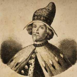 Incisione raffigurante il doge Domenico Contarini II