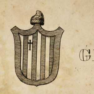 The emblem of Doge Marino Grimani.