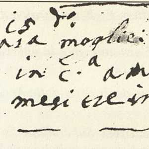 Annotation of the death of Sara Copio Sullam in the Register of Dead 1627-1653 of the Archive of the Jewish Community of Venice.