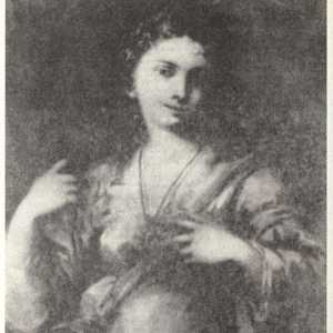 Presumed portrait of Sara Copio Sullam