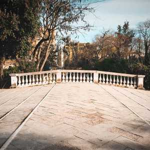 The bridge in all its width. - (Archive Venipedia / Bazzmann)