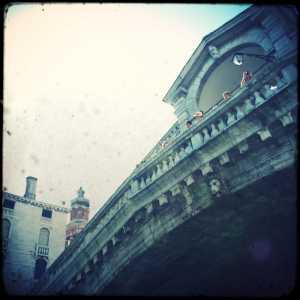 Il ponte di Rialto — (Archivio Venipedia/Bazzmann)